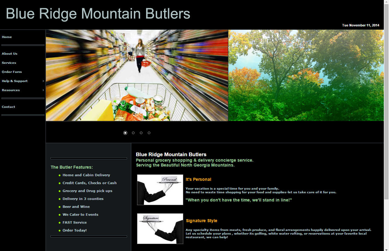 blue ridge mountain butler