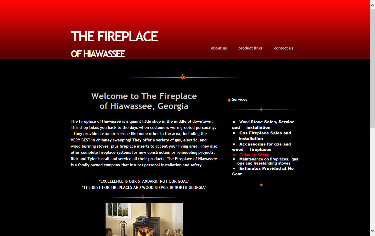 The Fire Place of Hiawassee