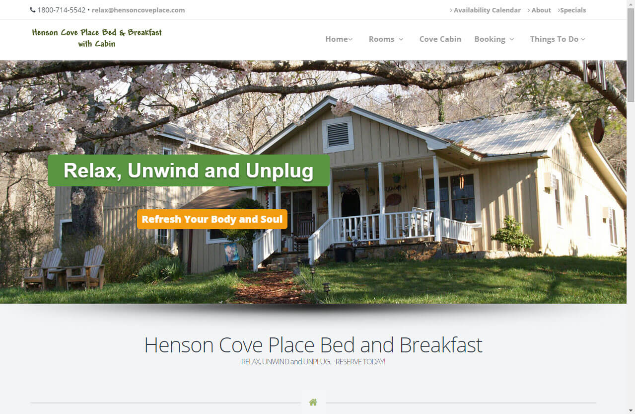 henson cove place